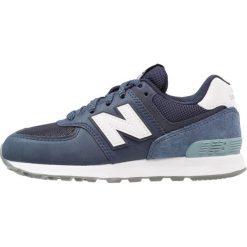 New Balance PC574 Tenisówki i Trampki blue. Szare tenisówki męskie marki New Balance, na lato, z materiału. Za 249,00 zł.