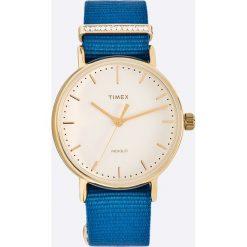 Timex - Zegarek TW2R49300. Szare zegarki damskie Timex, szklane. Za 369,90 zł.