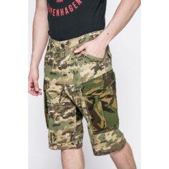 G-Star Raw - Szorty. Czarne spodenki jeansowe męskie marki G-Star RAW, l, retro. W wyprzedaży za 269,90 zł.