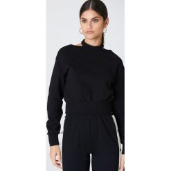 Bluzy damskie: Cheap Monday Bluza Feel Sweat - Black