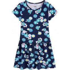 Sukienki dziewczęce: Sukienka z falbaną dla dziewczynki 9-13 lat