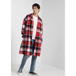 Płaszcze przejściowe męskie: 12 Midnight CHECK DUSTER COAT Płaszcz wełniany /Płaszcz klasyczny red