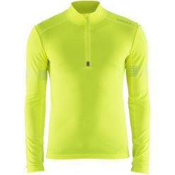 Craft Bluza Męska Brilliant 2.0 Yellow Xxl. Żółte bluzy męskie rozpinane marki Craft, m, z materiału. W wyprzedaży za 159,00 zł.