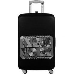 Walizki: Pokrowiec na walizkę LOQI Type New York Retro