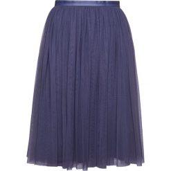 Spódniczki trapezowe: Needle & Thread TULLE MIDI SKIRT Spódnica trapezowa washed indigo