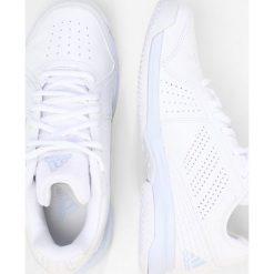 Adidas Performance ASPIRE Obuwie multicourt ftwwht/aerblu/ftwwht. Brązowe buty sportowe damskie marki adidas Performance, z gumy. Za 249,00 zł.