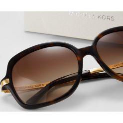 Okulary przeciwsłoneczne damskie: Michael Kors Okulary przeciwsłoneczne brown gradient