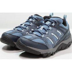 Merrell OUTMOST VENT Obuwie hikingowe bering sea. Niebieskie buty sportowe damskie marki Merrell, z materiału. Za 379,00 zł.