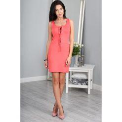Sukienki: Sukienka Koralowa 9954