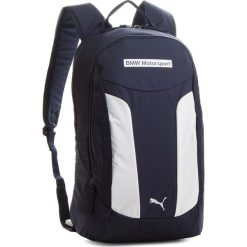 Plecaki damskie: Plecak PUMA - BMW Motorsport Backpack  075131 01 Team Blue/Puma White
