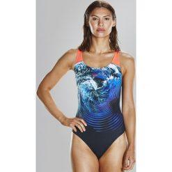 Stroje jednoczęściowe: Jednoczęściowy kostium kąpielowy na ramiączkach