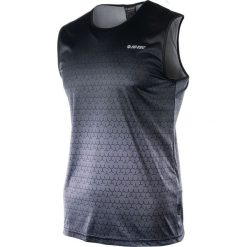 Hi-tec Koszulka męska Marod Black/jet Black r. XL. Czarne koszulki sportowe męskie Hi-tec, m. Za 39,69 zł.