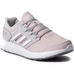 Buty adidas - Galaxy 4 B44730 Gretwo/Ftwwht/Icepur. Czarne buty do biegania damskie marki Adidas, z kauczuku. W wyprzedaży za 189,00 zł.