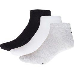 Skarpetki męskie (3 pary) SOM621 - biały + czarny + szary - Outhorn. Białe skarpetki męskie Outhorn, z bawełny. Za 19,99 zł.