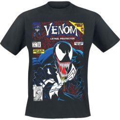 Venom (Marvel) Lethal Protector T-Shirt czarny. Czarne t-shirty męskie Venom (Marvel), l, z motywem z bajki. Za 74,90 zł.
