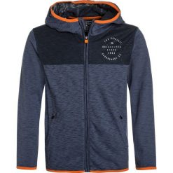 Swetry chłopięce: Quiksilver Kardigan blue nights heather
