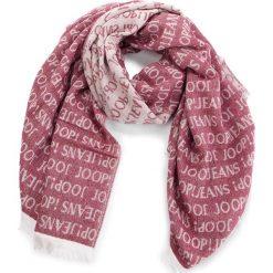 Szal JOOP! - JEANS Lambert 10006261  613. Czerwone szaliki damskie JOOP!, z jeansu. Za 349,00 zł.