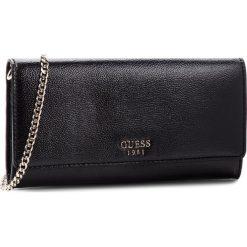 Torebka GUESS - HWVG71 11720 BLA. Czarne torebki klasyczne damskie Guess, ze skóry ekologicznej. Za 349,00 zł.