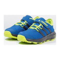 Adidas Performance TERREX CC VOYAGER Obuwie hikingowe real teal/chalk white/solar slime. Brązowe buty skate męskie marki adidas Performance, z gumy. Za 249,00 zł.