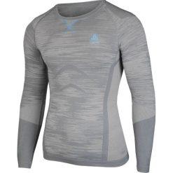 Odlo Koszulka męska Evolution Light Blackcomb szara r. L (184072/10459). Szare t-shirty męskie marki Odlo. Za 155,57 zł.