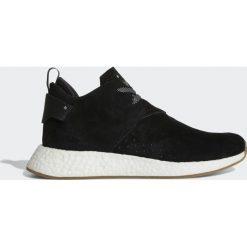 Buty sportowe męskie: Adidas Buty męskie NMD_C2 czarne r. 44 (BY3011)