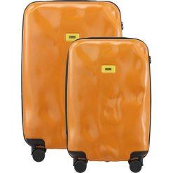 Walizki: Walizki Pioneer w zestawie 2 el. Pumpkin Orange