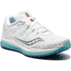 Buty SAUCONY - Freedom Iso 2 S20440-40 Wht. Białe buty do biegania męskie Saucony, z materiału. W wyprzedaży za 429,00 zł.