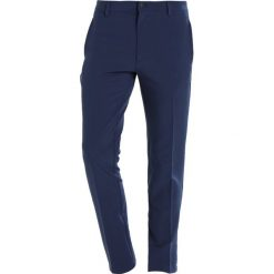 Chinosy męskie: adidas Golf ULTIMATE 3STRIPES PANT Spodnie materiałowe noble indigo