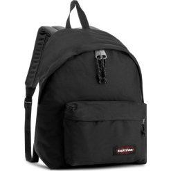 Plecak EASTPAK - Padded Pak'r EK620 Black 008. Czarne plecaki męskie Eastpak, z materiału, sportowe. W wyprzedaży za 179,00 zł.