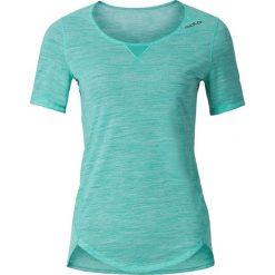 """Koszulka funkcyjna """"Revolution TW Light"""" w kolorze turkusowym. Niebieskie t-shirty damskie Odlo, xs. W wyprzedaży za 121,95 zł."""