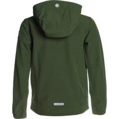 Icepeak TEIKO  Kurtka Softshell green. Zielone kurtki dziewczęce softshell marki Icepeak, z elastanu. Za 169,00 zł.