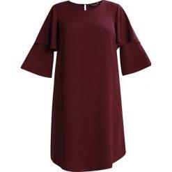 Sukienki hiszpanki: Dorothy Perkins Curve DOUBLE LAYER SLEEVE Sukienka koktajlowa burgundy