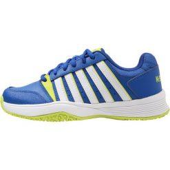 KSWISS COURT SMASH OMNI Obuwie multicourt strong blue/neon citron. Białe buty do tenisu damskie marki K-SWISS. Za 209,00 zł.