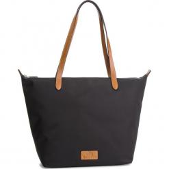 Torebka WITTCHEN - 87-4E-431-1 Czarny. Czarne torebki klasyczne damskie Wittchen, z materiału, duże. W wyprzedaży za 349,00 zł.