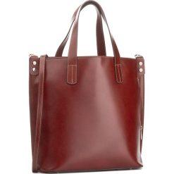Torebka CREOLE - K10351  Średni Brąz. Brązowe torebki klasyczne damskie Creole, ze skóry, duże. W wyprzedaży za 239,00 zł.