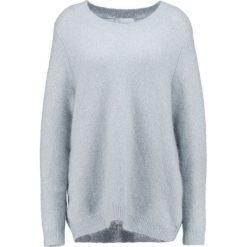 Swetry klasyczne damskie: JUST FEMALE CHIBA LUREX Sweter silver lake