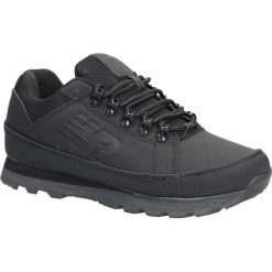 Czarne buty trekkingowe sznurowane Casu 7ACH-17000. Czarne buty trekkingowe damskie marki The North Face. Za 79,99 zł.