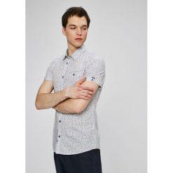 Medicine - Koszula Basic. Szare koszule męskie na spinki marki House, l, z bawełny. W wyprzedaży za 39,90 zł.