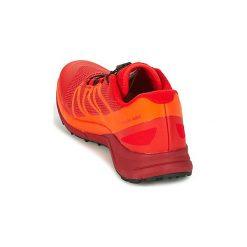 Buty do biegania Salomon  SENSE RIDE. Brązowe buty do biegania męskie marki Salomon. Za 455,20 zł.