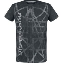 Disturbed EMP Signature Collection T-Shirt ciemnoszary. Szare t-shirty męskie z nadrukiem Disturbed, xl, z dekoltem na plecach. Za 144,90 zł.