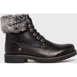Wrangler - Buty. Czarne buty sportowe damskie Wrangler. Za 449,90 zł.