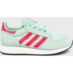 Adidas Originals - Buty Forest Grove. Szare buty sportowe damskie marki adidas Originals, z gumy. Za 329,90 zł.