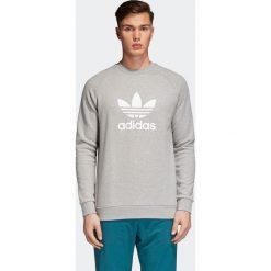 Bluza adidas Trefoil Crew (CY4573). Czarne bluzy męskie marki Adidas, do piłki nożnej. Za 187,99 zł.