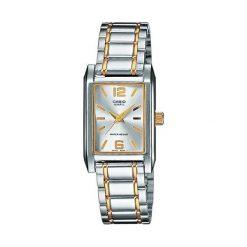 Biżuteria i zegarki damskie: Casio Standard Analogue LTP-1235SG-7AEF - Zobacz także Książki, muzyka, multimedia, zabawki, zegarki i wiele więcej