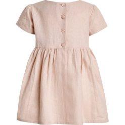 Sukienki dziewczęce letnie: Wheat BABY DRESS SOFIA Sukienka letnia powder