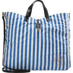 Shopper bag damskie: By Malene Birger MAGGIA Torba na zakupy blue