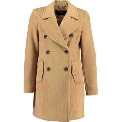 Płaszcze damskie: Vero Moda VMPISA RICH  Płaszcz wełniany /Płaszcz klasyczny tigers eye