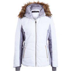 Luhta BIRET  Kurtka narciarska optic white. Białe kurtki damskie narciarskie Luhta, z materiału. W wyprzedaży za 639,20 zł.