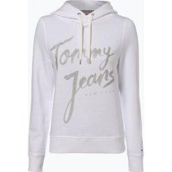 Bluzy damskie: Tommy Jeans - Damska bluza nierozpinana, czarny