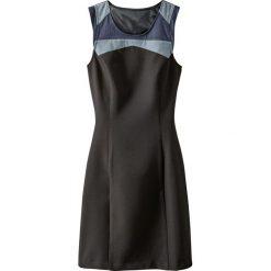 Sukienki hiszpanki: Sukienka bez rękawów z detalami na plecach